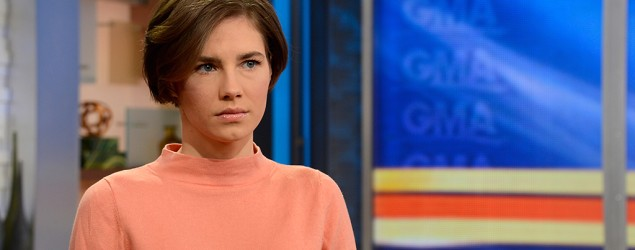 Amanda Knox's murder conviction overturned. (Ida Mae Astute/ABC via Getty Images)