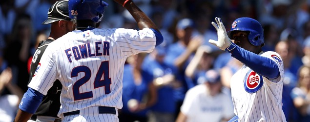 Cubs embarrass former teammate in return (USA Today)