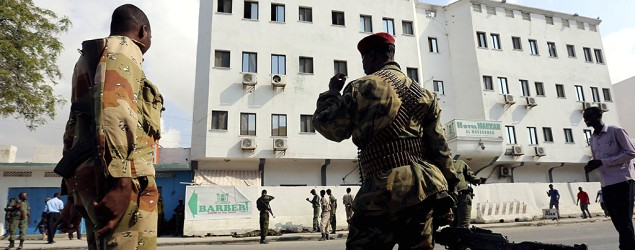 Al-Shabab siege at Somali hotel ends. (Reuters)