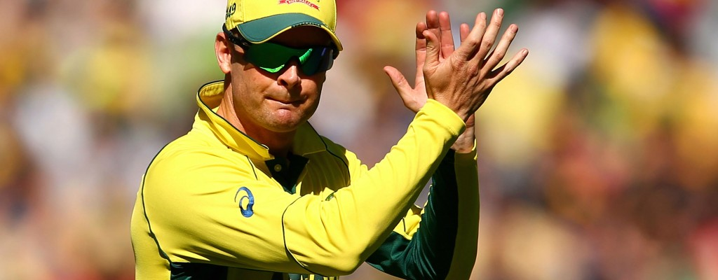 Clarke dedicates World Cup to tragic Hughes