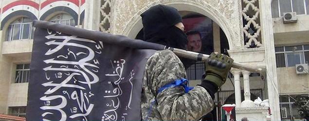 Islamic fighters led by al-Qaida in Syria seize major city. (AP)
