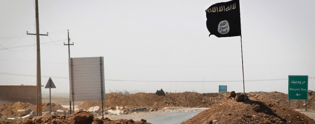 Islamic State group beheads 8 Shiites in Syria. (AP)