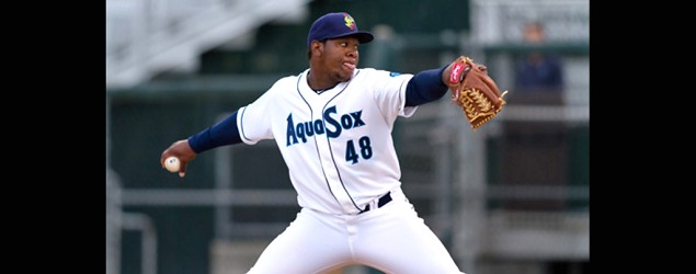 Mariners prospect Victor Sanchez dies 6 weeks after boating accident. (Getty Images)
