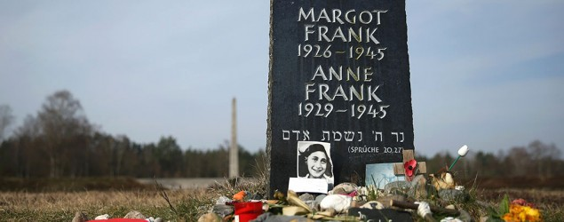 New research alters date of Anne Frank's death. (AP)