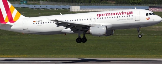 Foto: Avião da Germanwings - Airbus 320 (AP)