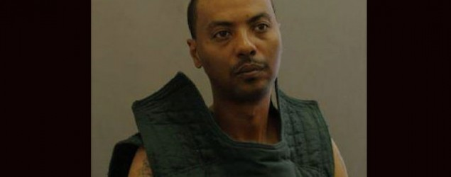 Armed prisoner on run after escape from hospital. (Fairfax County Police Dept.)