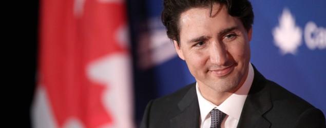 Justin Trudeau, Bild: Getty Images