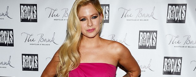 Avril Lavigne says her health took a turn for the worse last October. (Getty Images)