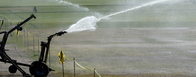 California governor orders 25 percent reduction in water usage statewide. (Reuters)
