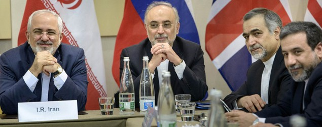Iran: 'Problems' remain in nuke talks. (AP)