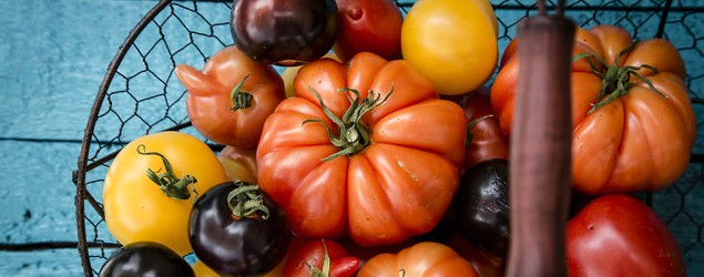 Heirloom tomatoes (Getty Images)