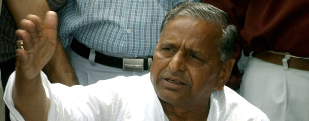 Mulayam reduces UP's rape epidemic to mere statistics