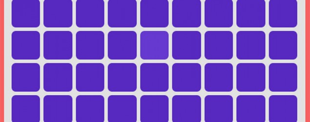 Which square is different from the others? An addictive, new online ...