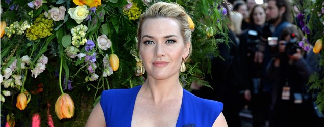 Kate Winslet. (Getty)