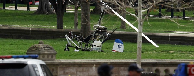 Florida paper criticized for gyrocopter coverage