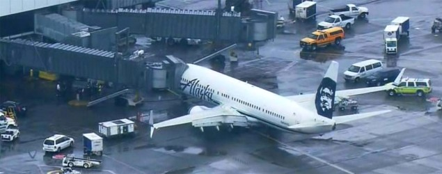 Frantic 911 call from worker stuck in cargo hold