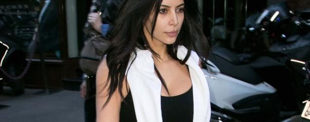 Kim Kardashian Bild: getty images