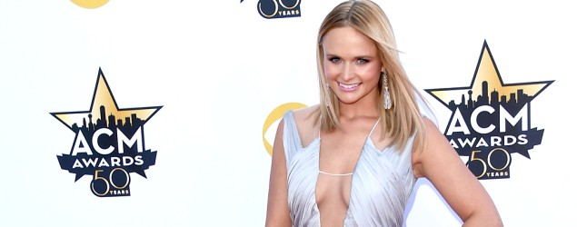 Miranda Lambert on the red carpet at the 50th Academy Of Country Music Awards. (Jason Merritt/Getty Images)