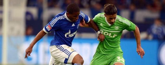 Wolfsburg gegen Schalke  (getty)