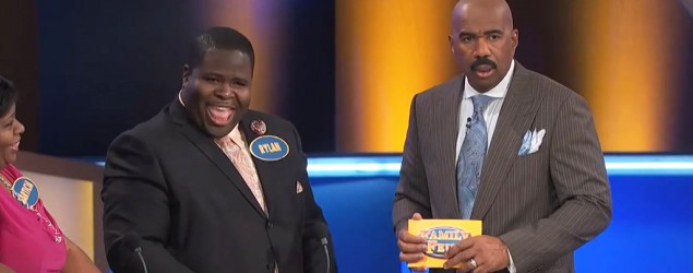 """Family Feud"" response could be the worst yet. (Yahoo TV)"