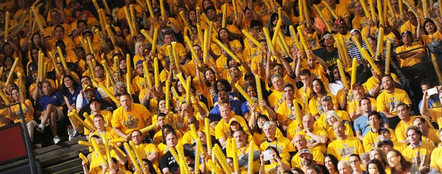 Oracle Arena (Getty Images)