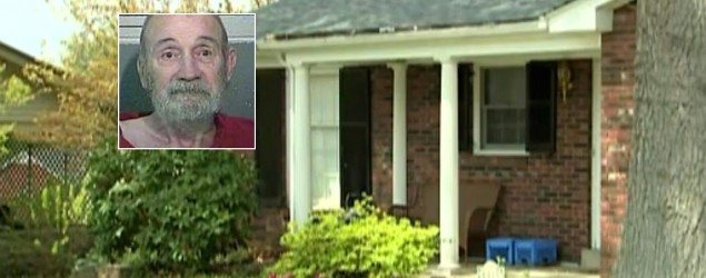Fugitive Clarence David Moore surrendered to police. (Screenshot/Fox News)