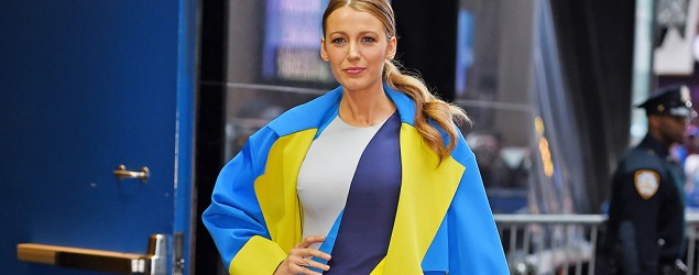 Blake Lively's day of 9 designer outfits