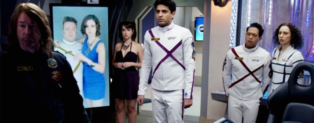 "New Yahoo comedy ""Other Space"" from Paul Feig. (Yahoo Screen)"