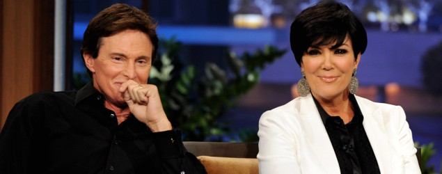 "Bruce and Kris Jenner in 2011 (Kevin Winter/""The Tonight Show""/Getty Images for ""The Tonight Show"")"