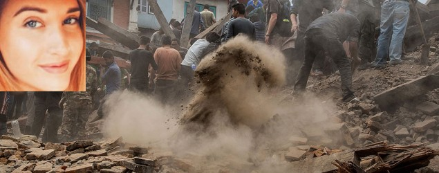 Nepal earthquake. Photo: Getty