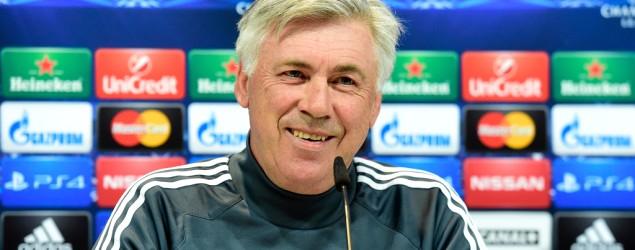 Carlo Ancelotti (AFP)