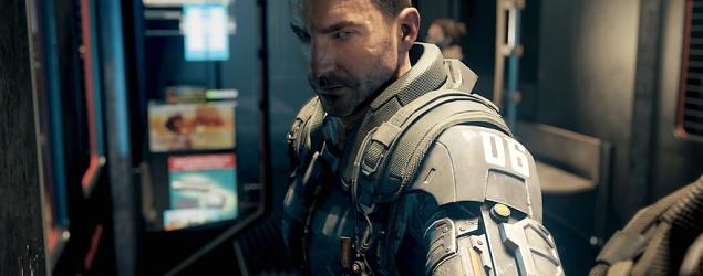 """Call of Duty: Black Ops 3"" packs new movement mechanics and futuristic tech powers. (Screenshot/YouTube/Call of Duty Black Ops 3)"