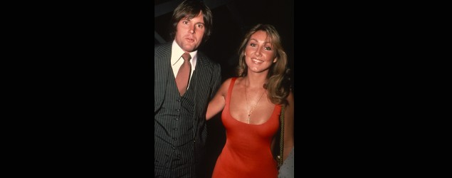 Bruce Jenner and ex-wife Linda Thompson in 1991 (REP/IMAGES/Getty Images)