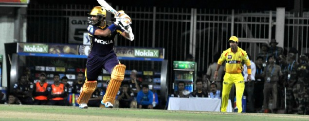 Report: Chennai Super Kings vs Kolkata Knight Riders