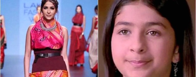 Remember K3G's young Pooh? See what she looks like now