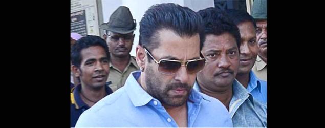Fans support Salman Khan