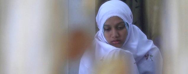 Malaysian musilm woman (PA)