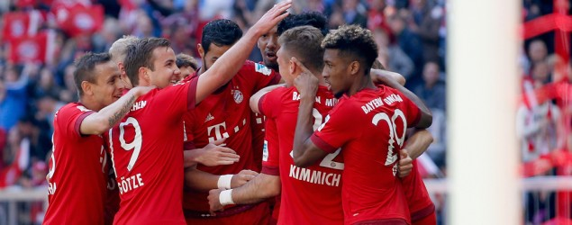 FC Bayern (Getty Images)