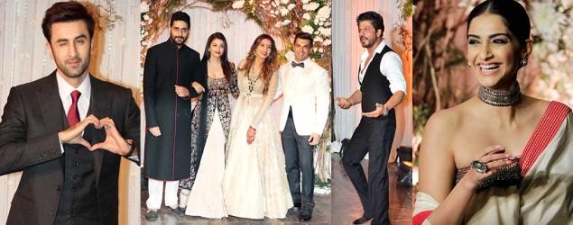 Bollywood comes together to congratulate Bipasha-Karan
