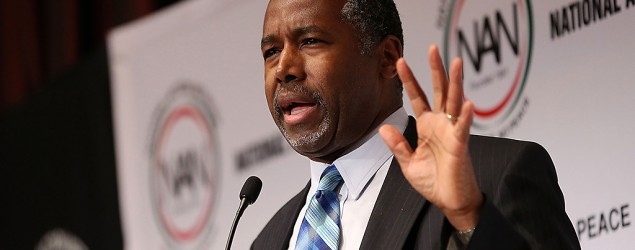 Ben Carson enters 2016 presidential race. (Getty Images)