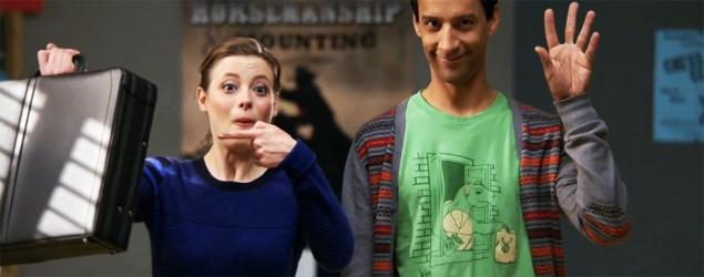 """Community"" Episode 9. (Yahoo Screen)"