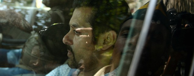 Live: Salman arrives in court to face hit-and-run verdict