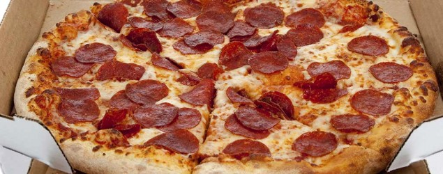 Which national chain delivers the best pizza? (Thinkstock)