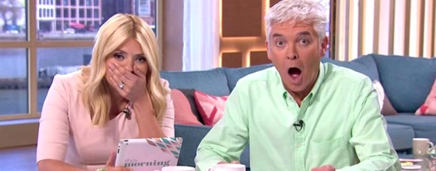 Phillip Schofield and Holly Willoughby (ITV)