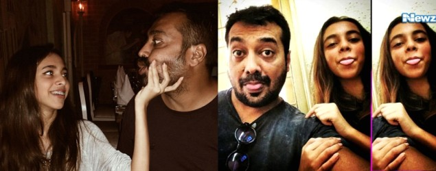 Have you seen Anurag Kashyap's adorable daughter?
