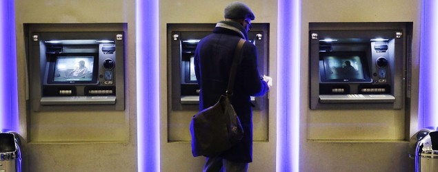 'Unprecedented' spike in ATM data thefts