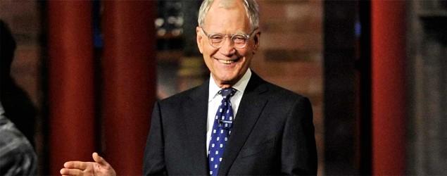 David Letterman's last Top Ten list