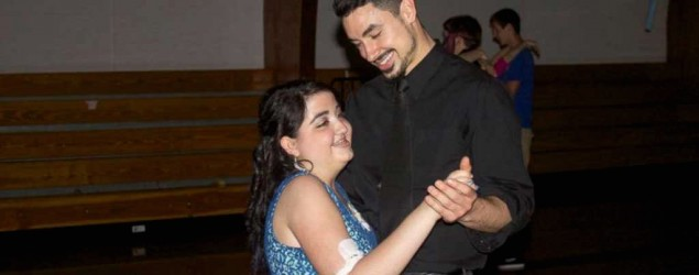 Big brother throws ill sister a replacement prom