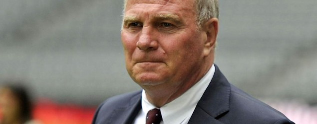 Uli Hoeneß (Getty)
