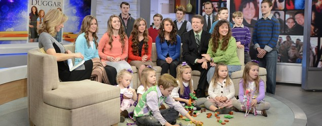 "TLC pulls ""19 Kids and Counting."" (Getty Images)"